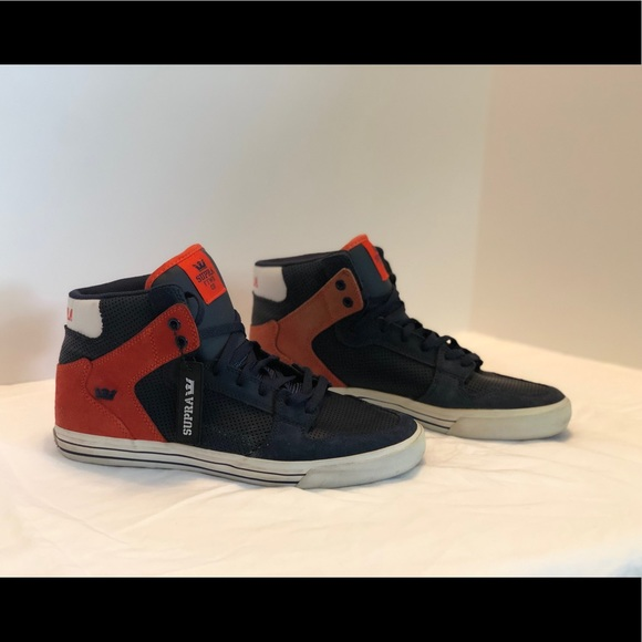 Supra Other - SUPRA FTWR CO Top-Shoes US 10.5 Size. Pre-owned.